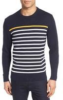 Jack Spade Men's Breton Stripe Sweater