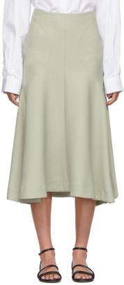 Totême Beige Mazille Skirt