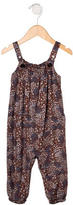 Gucci Girls' Floral All-In-One