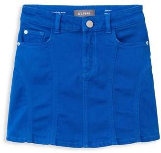 DL1961 Girl's Jenny A-Line Skirt