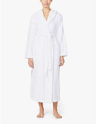 Skin Hamam Spa cotton-towelling dressing gown