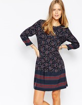 Esprit Printed Floral Shift Dress