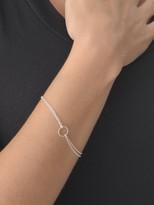 Adina Reyter Tiny Circle Bracelet