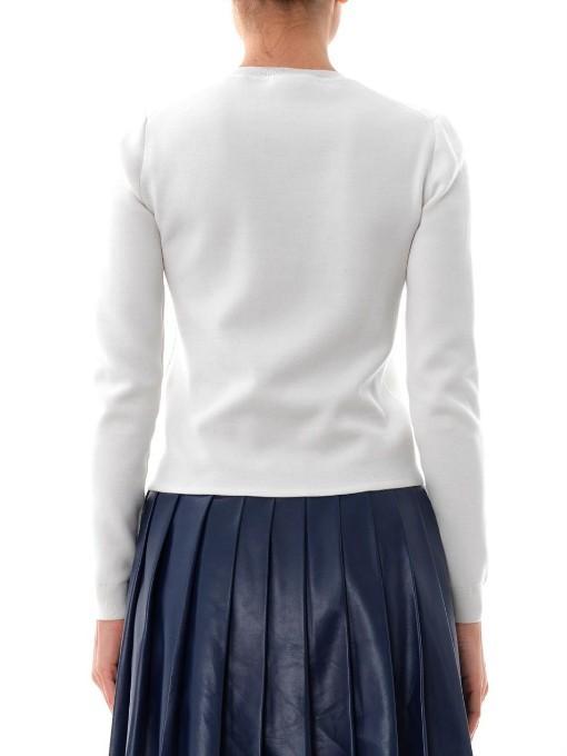 J.W.Anderson Dot wool sweater