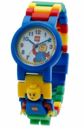 Lego Analogue Quartz Watch with Plastic Strap 8020189