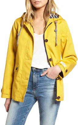 Joules Right as Rain Waterproof Hooded Jacket
