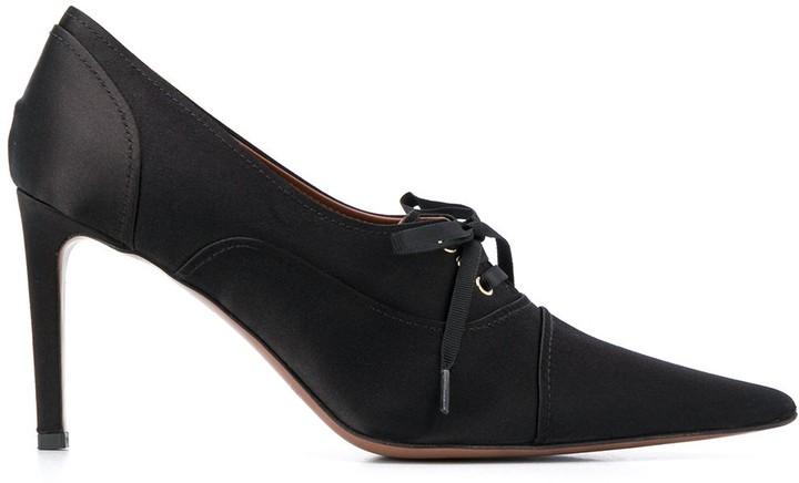 L'Autre Chose pointed high heel pumps