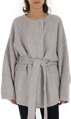 See by Chloe Oversize Belted Cardigan