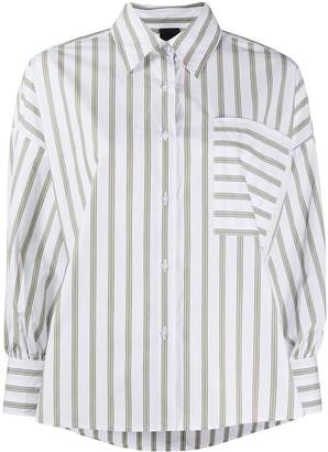 Pinko Striped Shirt