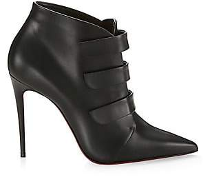 Christian Louboutin Women's Trini Leather Ankle Boots