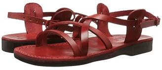 Jerusalem Sandals Tzippora - Womens (Brown) Women's Shoes