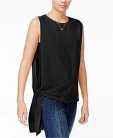 Rachel Roy Side-Tie Top, Only at Macy's