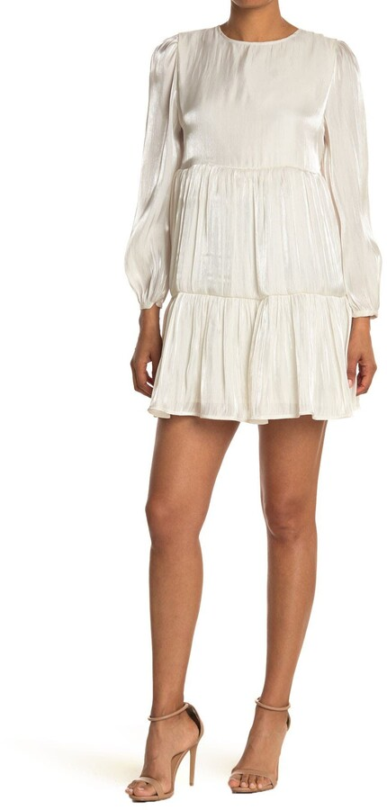 Thumbnail for your product : Abound Long Sleeve Tiered Dress