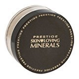 Prestige Skin Loving Minerals Gentle Finish Mineral Powder Foundation, Medium Beige, 0.23 Ounce