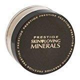 Prestige Skin Loving Minerals Gentle Finish Mineral Powder Foundation, Warm Ginger, 0.23 Ounce