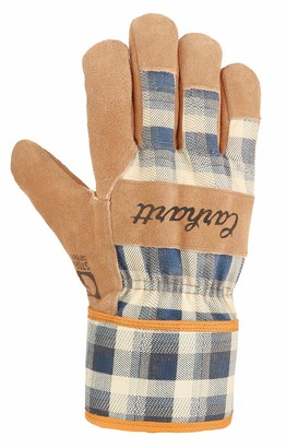 Carhartt Women's WB Waterproof Breathable Suede Work Glove with Safety Cuff