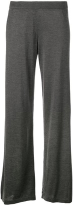 The Row Wide Leg Trousers