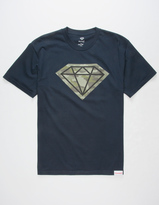 Diamond Supply Co. Camo Photo Rock Mens T-Shirt