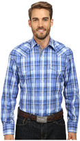 Stetson Squared Off Plaid Flat Weave w/ Satin