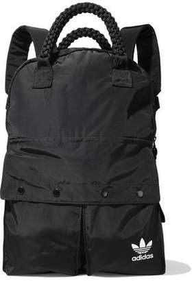 adidas Logo-print Shell Backpack