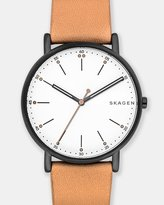 Skagen Signatur Brown Analogue Watch