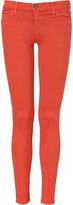 Current/Elliott Poppy Ankle Skinny Jeans