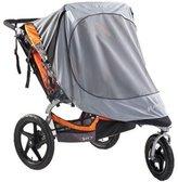 BOB Strollers Sun Shield for Duallie Sport Utility Stroller/Ironman Models, Gray by