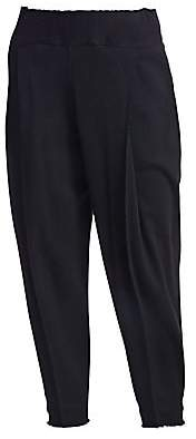 Issey Miyake Women's Le Pain Cropped Pants