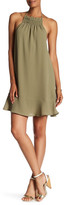 The Fifth Label Chase That Feeling Halter Neck Dress