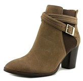 Louise et Cie Vedette Round Toe Leather Bootie.