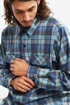 Pendleton Board Flannel Button-Down Shirt