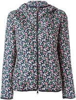 Moncler floral Vive hooded jacket