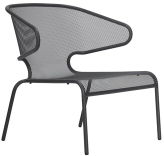 Soundslike HOME Malmo Outdoor Low Chair Anthracite