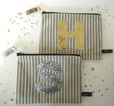Jo-Jo JoJo Accessories Striped Purse With A Personalised Glitter Initial