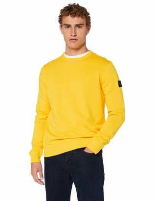 HUGO BOSS Men's Walkup Sweatshirt