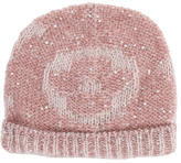 Louis Vuitton Monogram Glitter Beanie w/ Tags