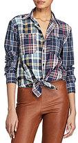 Polo Ralph Lauren Relaxed Cotton Madras Shirt