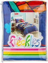 Freckles Build It Single Pillow Case