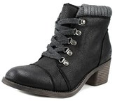 Billabong Jafthoud Women Round Toe Synthetic Black Ankle Boot.