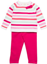 Kate Spade Layette sweater & legging set
