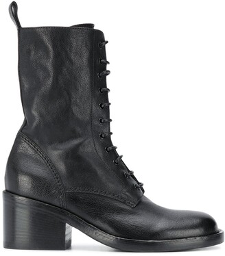 Officine Creative Ignis chunky-heel boots