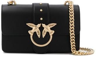 Pinko small Love crossbody bag
