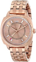Juicy Couture Women's 1901176 Beau Analog Display Quartz Watch