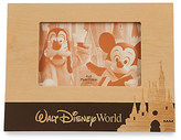 Disney Walt World Wood Photo Frame - Landscape - 4'' x 6''