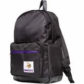 Unbranded Black Minnesota Vikings Collection Backpack