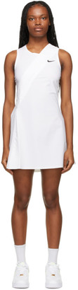 Nike White Maria Sharapova Edition NikeCourt Dress