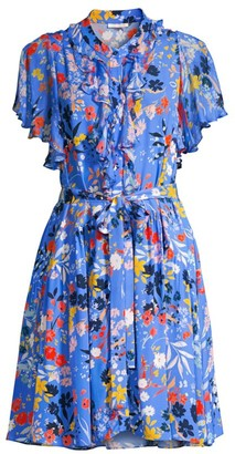 Shoshanna Rylee Floral Dress