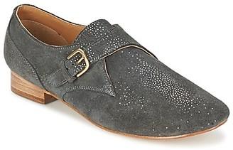 Petite Mendigote PRAGUE women's Casual Shoes in Grey