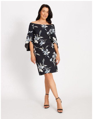 Collection Tulip Off The Shoulder Dress
