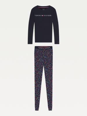 Tommy Hilfiger Organic Cotton Pyjama Set
